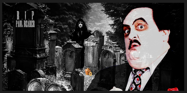 R.I.P Paul Bearer Signature by KidsleyKreations