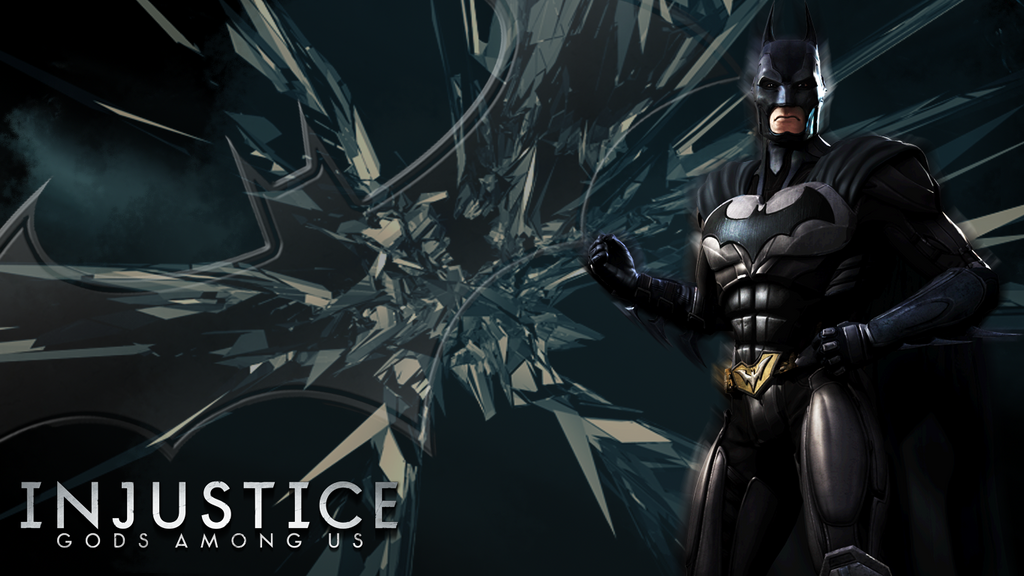 Injustice Gods Among Us Batman Wallpaper By KidsleyKreations