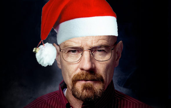 Christmas Advent - Day4 - Walter White/Heisenberg by ...
