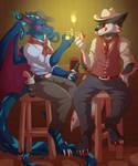 Havnylth Saloon by SukariDragon