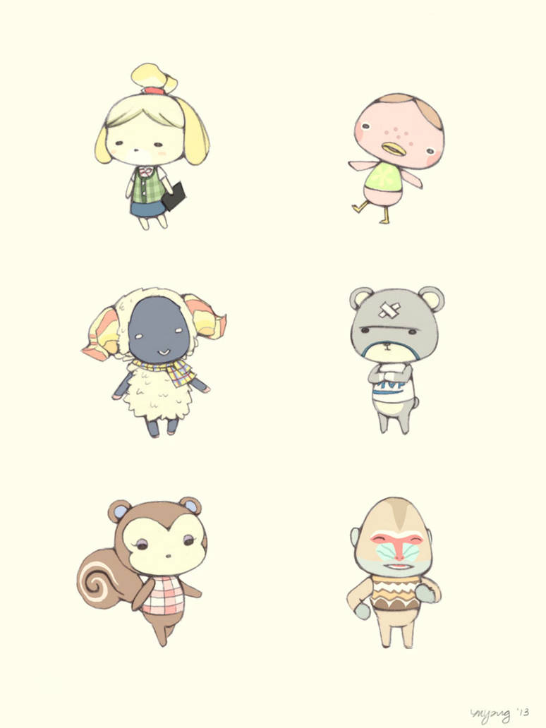 Animal Crossing By Shadowseason On Deviantart