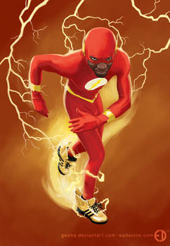 Devin ''The Flash'' Johnson