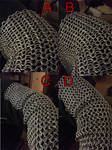 Folds / Crushing / Bunching in Chainmail