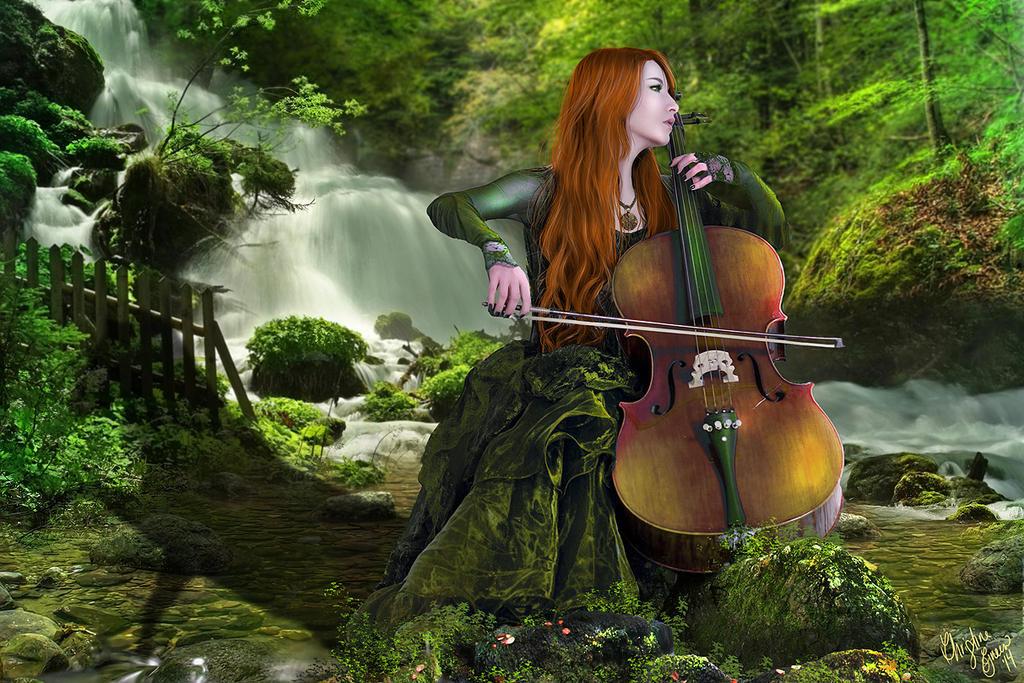 The Kelpie by kurisutin