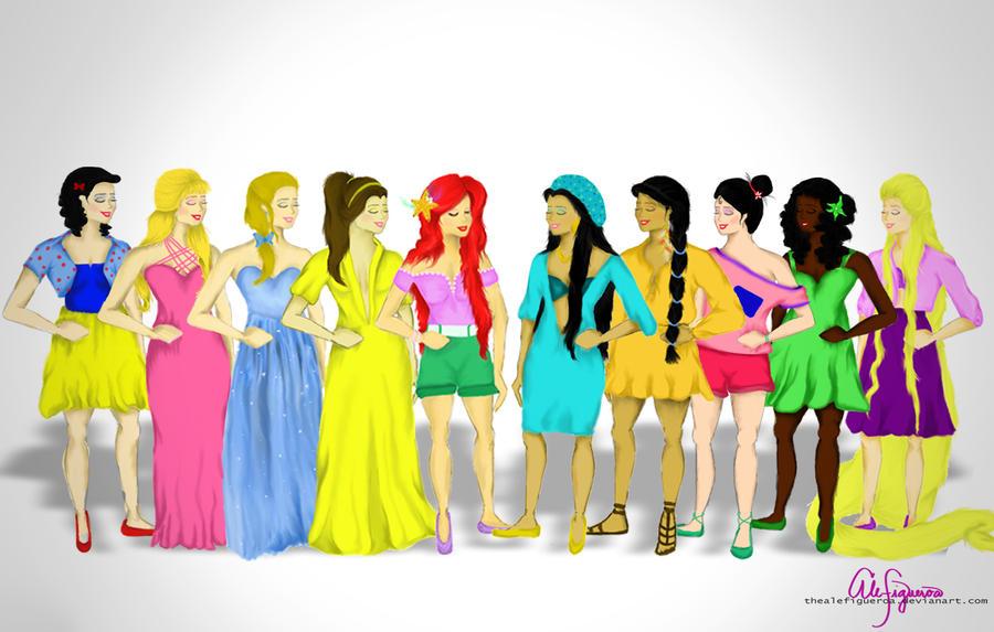 Modern disney princess fashion modern disney princess by