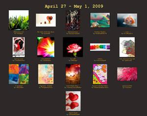 April: Week 5