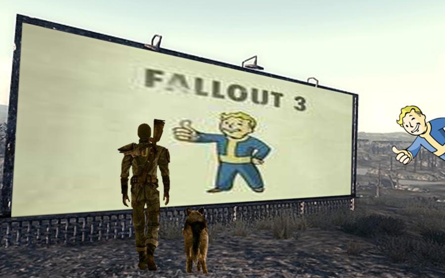 fallout 3 wallpaper. Fallout 3 wallpaper by