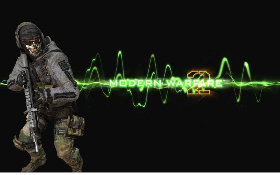 Modern Warfare 2 Wallpaper By KyleJSherwood