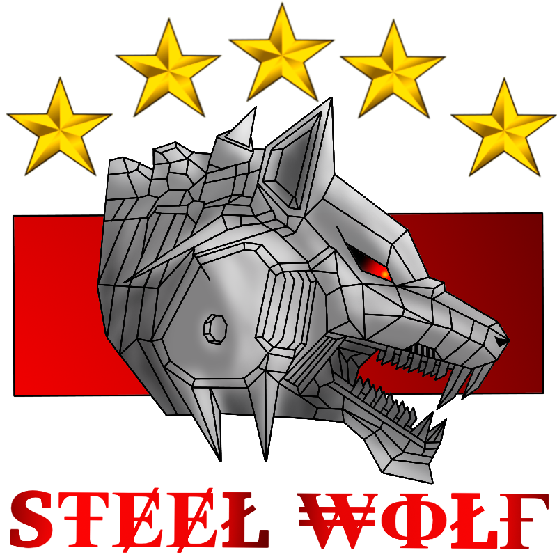 Steel Wolf Clan Logo by Cygnus-Xray-One