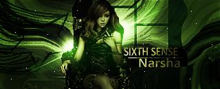 Narsha Sixth Sense by Ivan-Ju