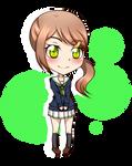 [A.T | KNB OC] Yuuka Inoue-chan ^^