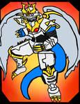 Digimon Forever - Imperialdramon (Paladin Mode)