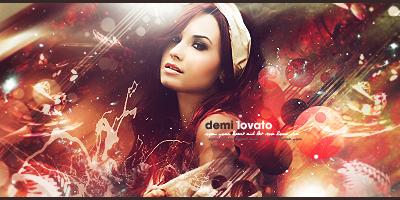 Demi Lovato by Drezzwanu