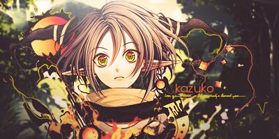 Kazuko by Drezzwanu