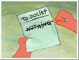 My Real To Do List! :D by Proud2BMe1936