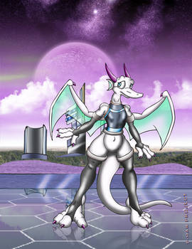 Spaced Out Dragon