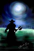 Jeepers Creepers fan art by ShadowedFate