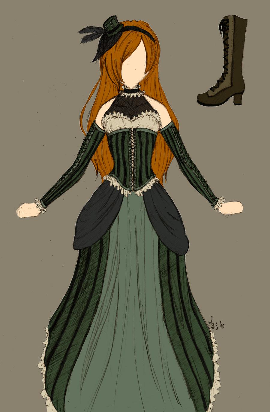 Steampunk Dress Designs | www.imgkid.com - The Image Kid ...