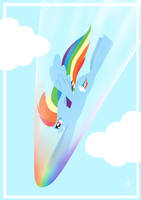 Rainbow Dash 5 by Truffle-Shine