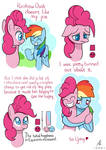 Secrets and Pies Comic