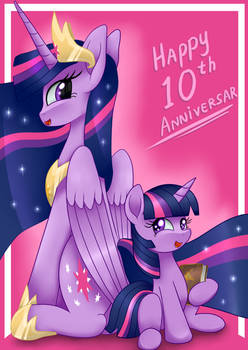 MLP 10th Aniversary