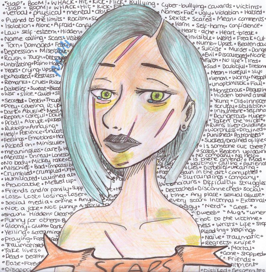 .: Scars :. by MiMi-xmuslimx