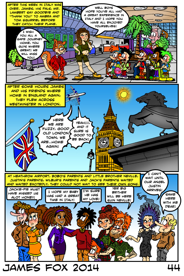 James Fox and Co - Italian Issues - Page 44 by Jamesf5