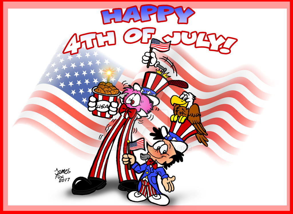 Happy 4th of July 2017 by Jamesf5 on DeviantArt