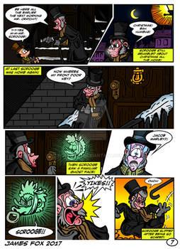 James Fox's Christmas Carol Comic - Page 7