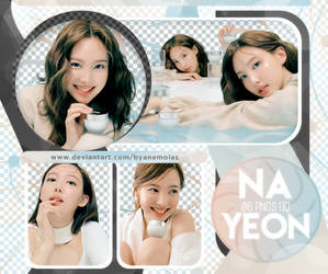 NAYEON (TWICE) - PNG Pack #2 by Anemoias