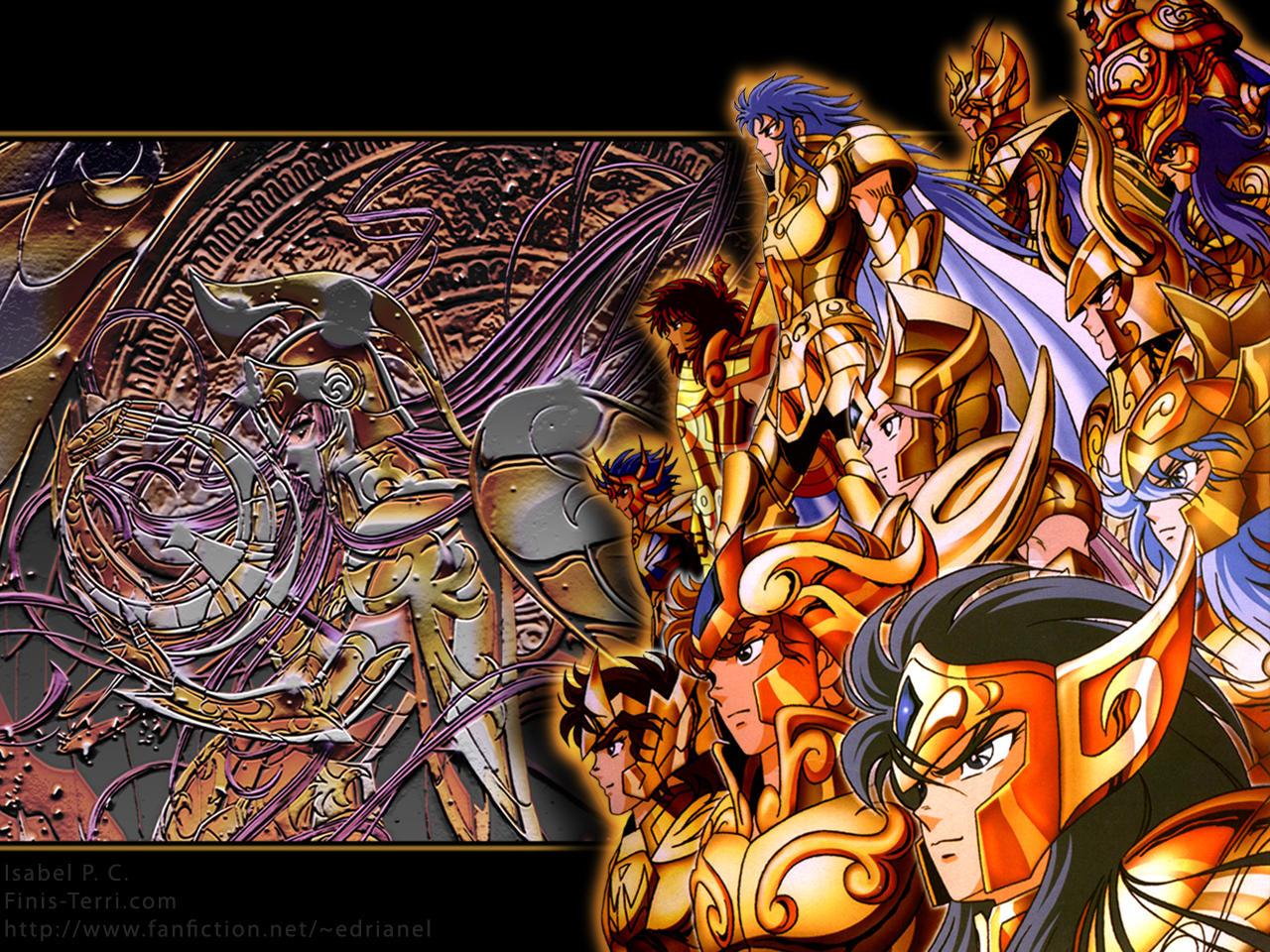 saint seiya wallpaper desktop