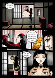 persona 4 - Yukiko by fotis-sora