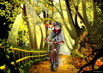 Pokemon Adventure! by fotis-sora