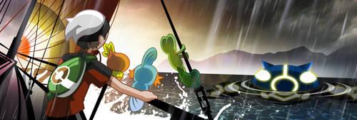 Pokemon - Getting ready for Hoenn by fotis-sora