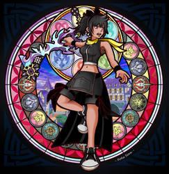 Kingdom Hearts union X - Stained Glass