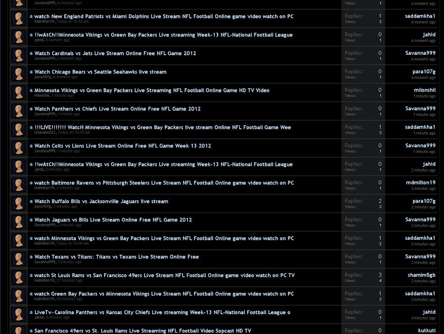 What is a great way to deal with Forum Spam-bots?
