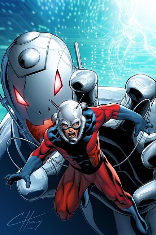 ant man avengers - photo #43