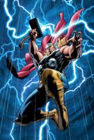 The Mighty Thor by GURU-eFX