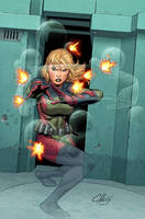 Invisible Woman by GURU-eFX
