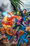 Fantastic Four Vs Annihilus
