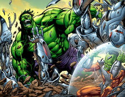 Hulk Smash by GURU-eFX