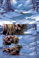 David Finch Sabretooth 3 by GURU-eFX