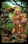 Skaar:King of the Savage Land3