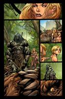 Skaar:King of the Savage Land5 by GURU-eFX