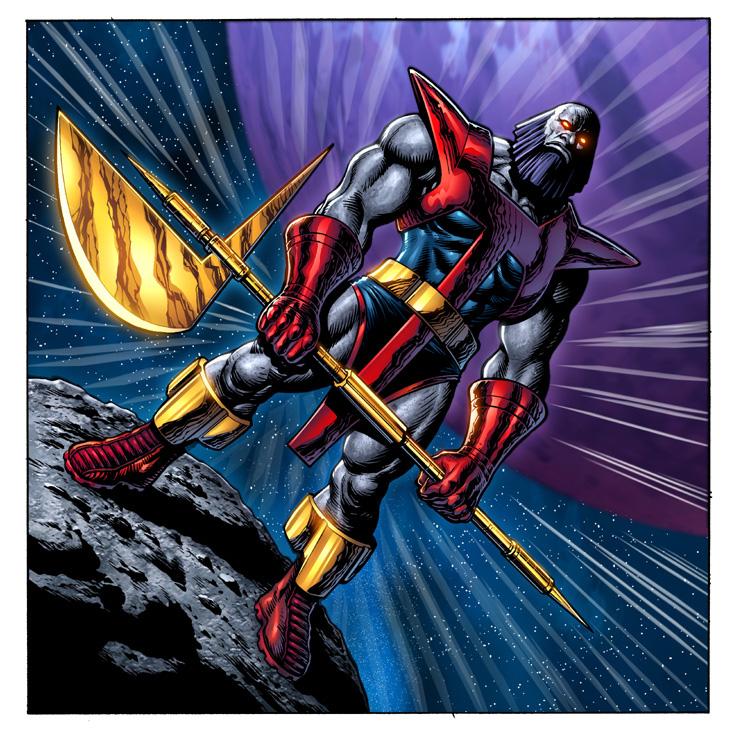 Thanos(Marvel-616) vs Terrax(Marvel-616) | SpaceBattles Forums