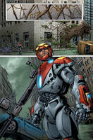 Iron Man Armor Wars 4 by GURU-eFX