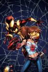 Spider-Man and Arana