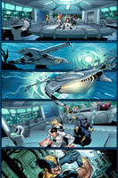 X-Men 16 by GURU-eFX