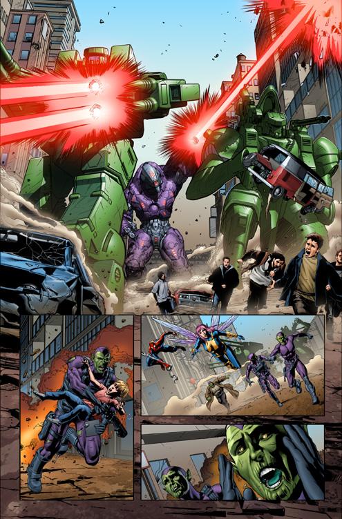 X-Men 29 by GURU-eFX