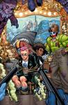 Wolverine and the X-Men 22 cvr